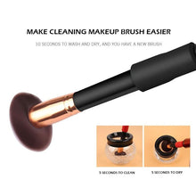 Load image into Gallery viewer, Electric Makeup Brush Washer Cleaner & Dryer Kit