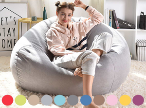 Soft Giant Bean Bag Chair For Kids And Adults