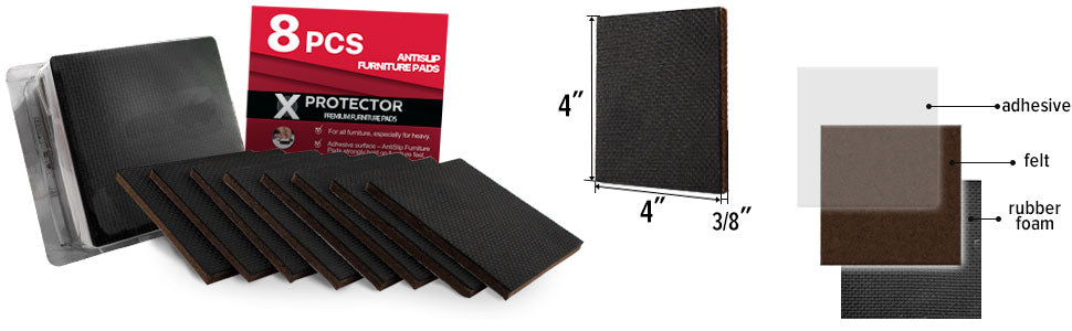 Non Slip Furniture Pads