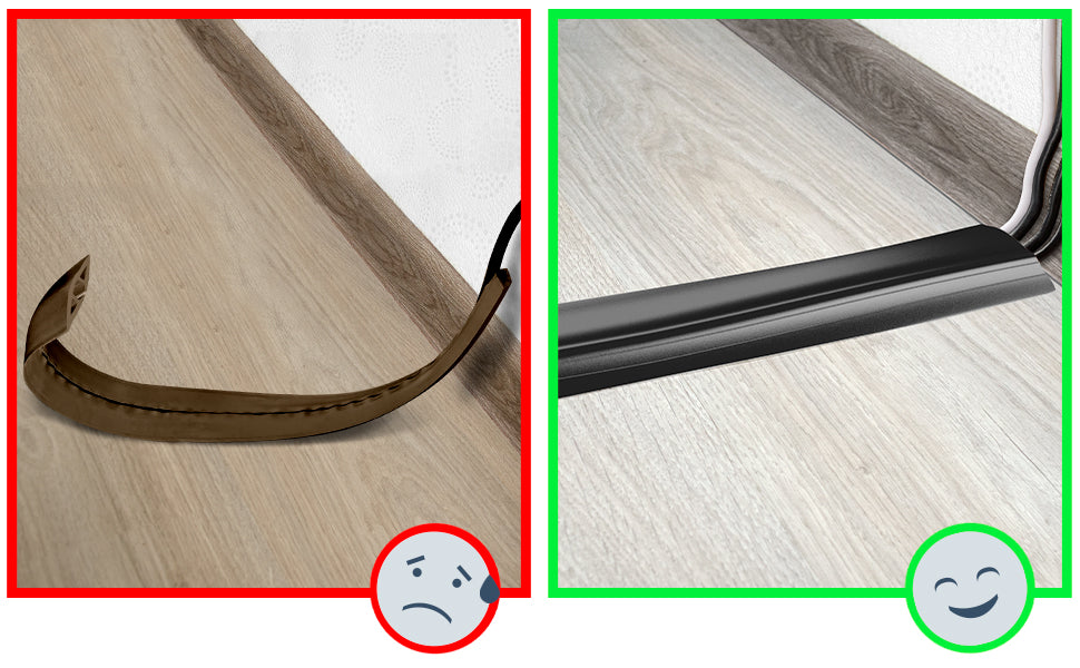 floor wire cover