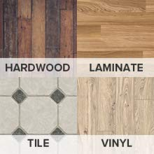 all types of floors