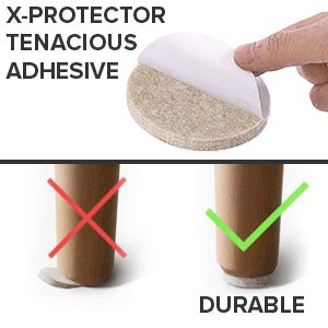 durable furniture floor protectors