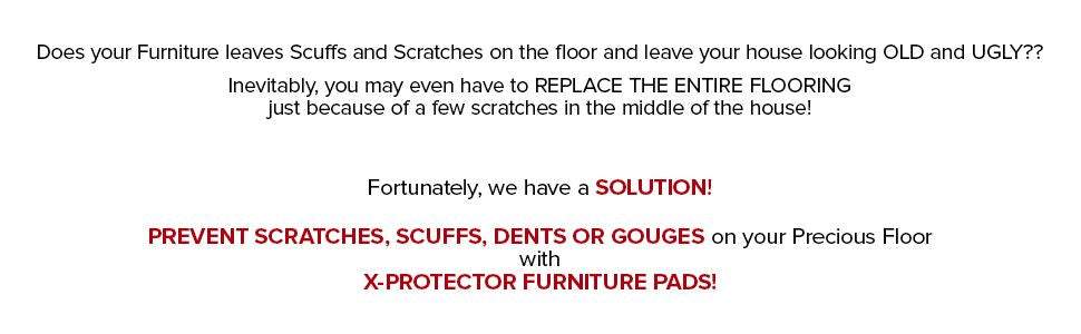 floor protectors for furniture legs
