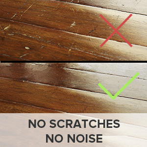 felt furniture pads stop scratches