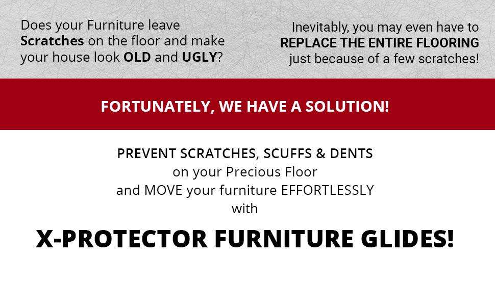 furniture glides