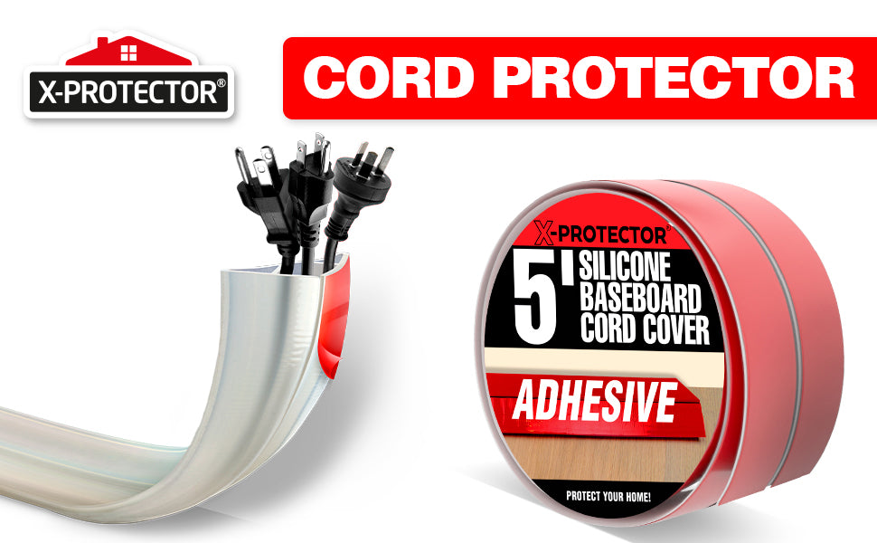 floor cord cover