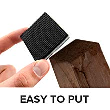 easy to put Non Slip Furniture Pads