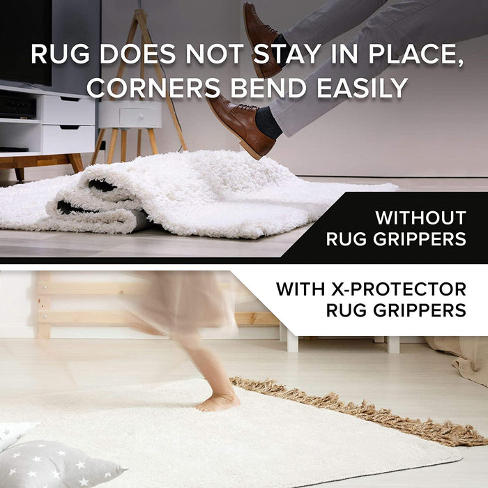 rug gripper for carpet
