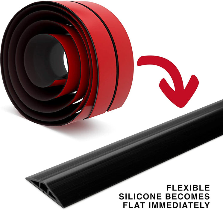 silicone cable protector