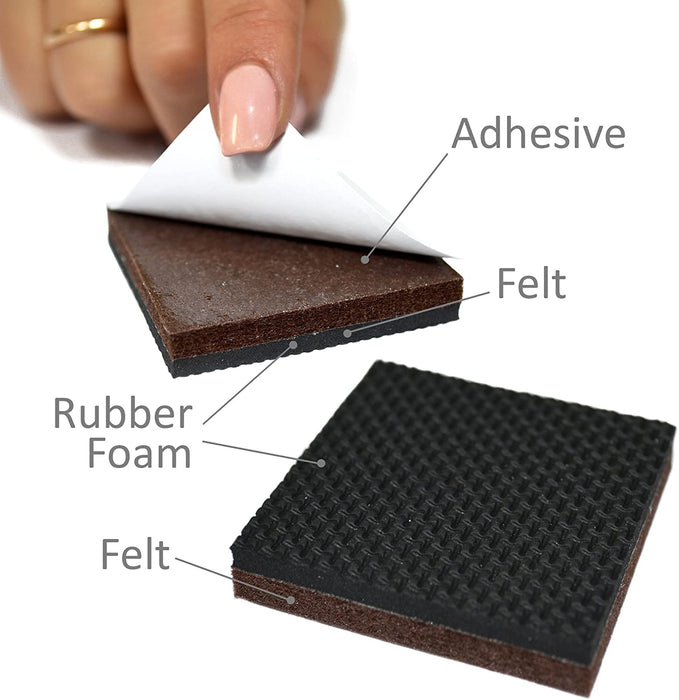 rubber feet for furniture