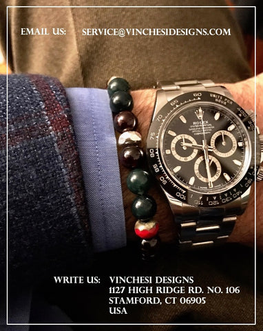 VinchesiDesigns Contact Us for High Quality Luxury Bracelets