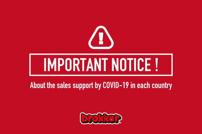 About the sales support by COVID-19 in each country.