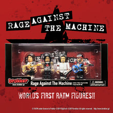Import images into Gallery Viewer, brokker / Rage Against The Machine - Block Figure Toys for Musician