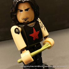 Import images into Gallery Viewer, brokker / Rage Against The Machine - Block Figure Toys for Musician  [BW-002]