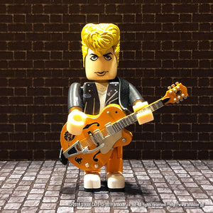 brokker / Stray Cats - Block Figure Toys for Musician