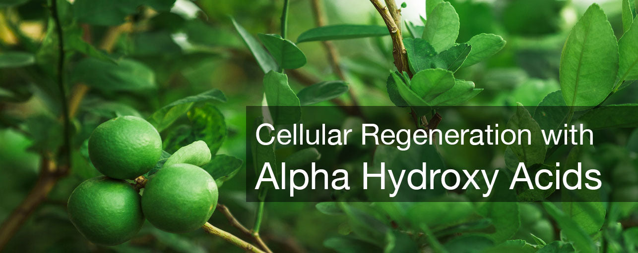AHA cellular regeneration - fruit in a tree
