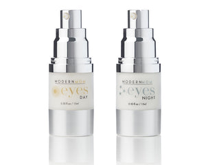 EYES Anti-Aging Eye Cream DUO - Night and Day Formula - Trial Offer