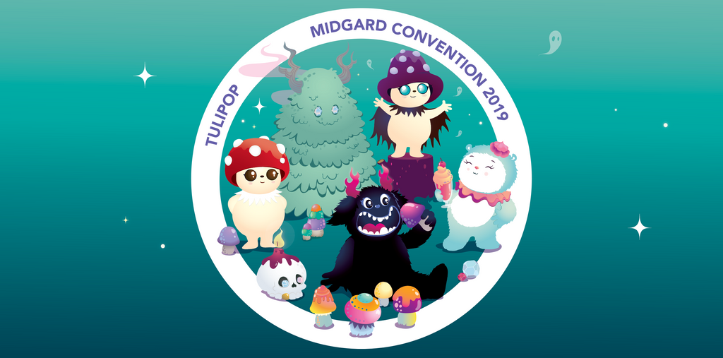 Midgard, the Icelandic Comic Con!