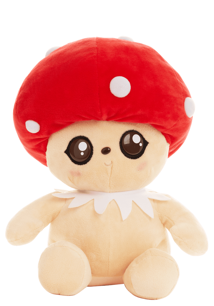 Bubble deluxe plush front