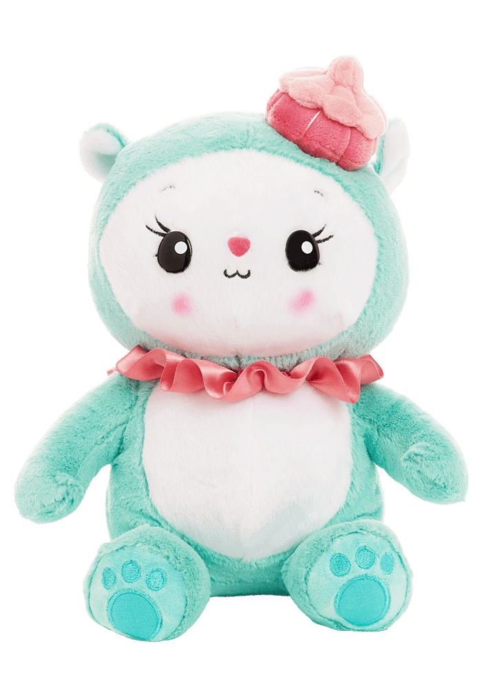 Miss Maddy Deluxe Plush front
