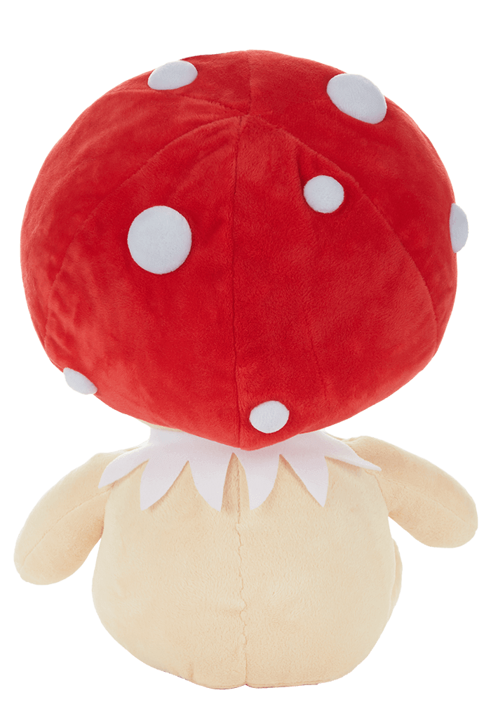 Bubble deluxe plush back
