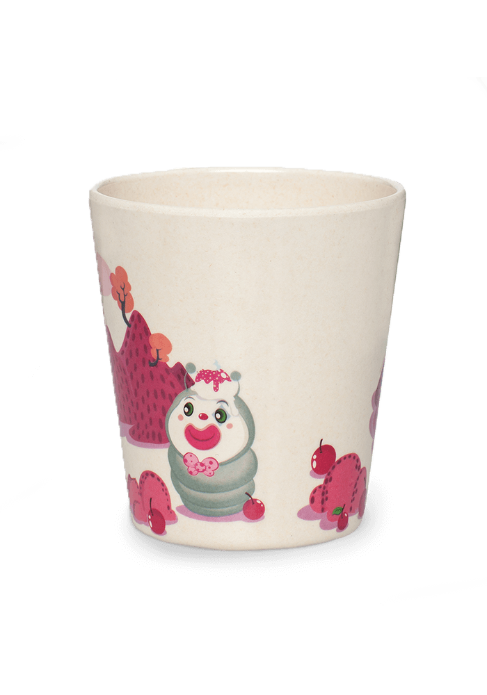 Miss Maddy Bamboo Cup back