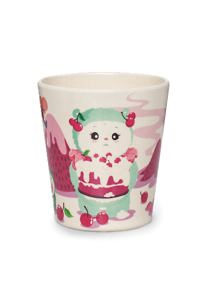 Miss Maddy Bamboo Cup front