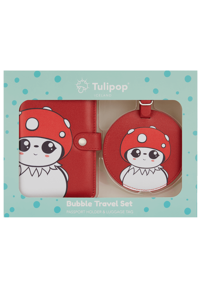 Bubble Travel Set front