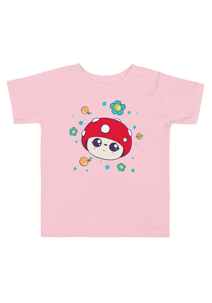 Bubble Toddler Short Sleeve Tee