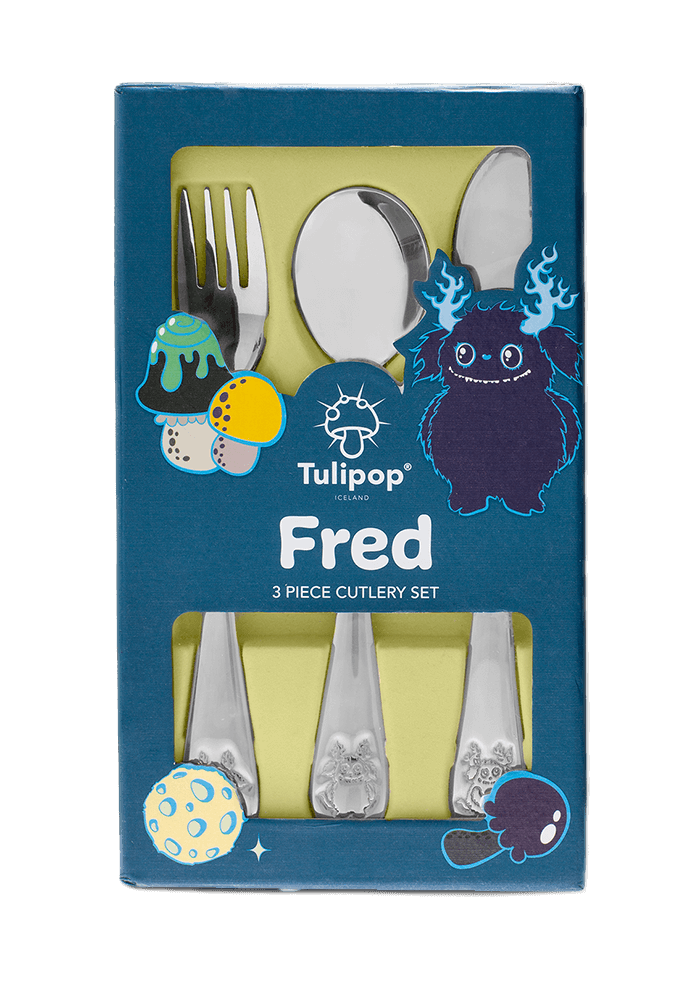 Fred Cutlery Set