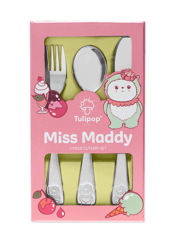 Miss Maddy Cutlery Set