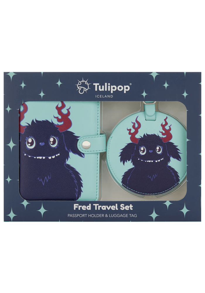 Fred Travel Set front
