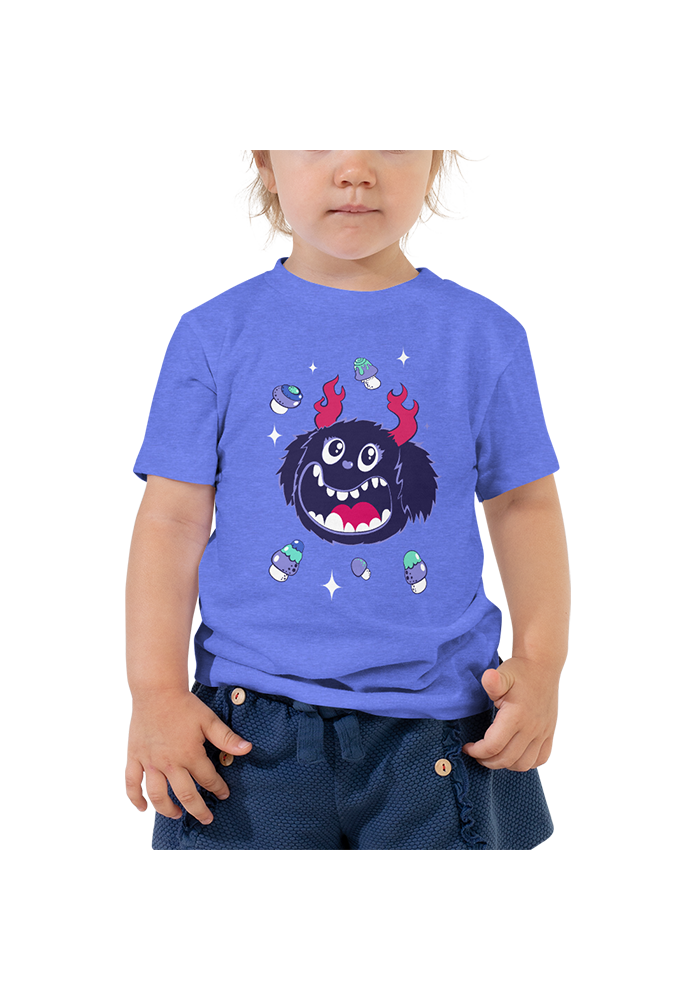 Fred Toddler Short Sleeve Tee