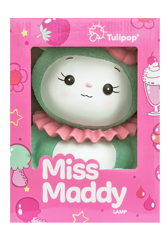 Miss Maddy Led Lamp box