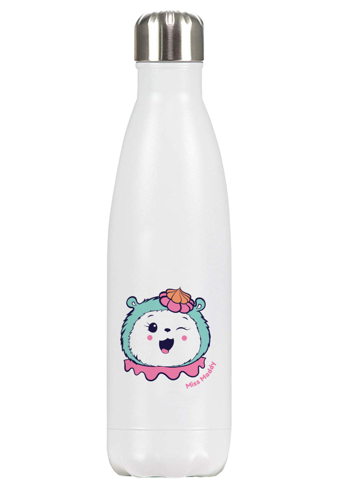 Miss Maddy Steel Water Bottle (500 ml)