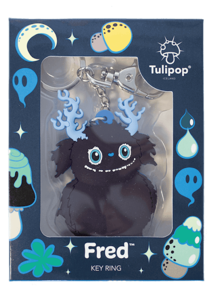 Fred Key Ring