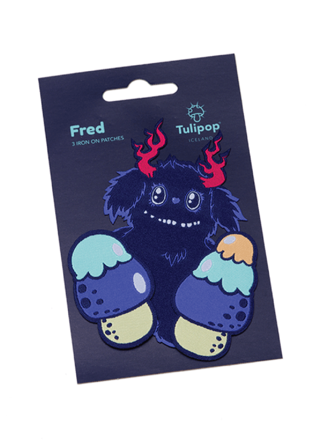 Fred Patches
