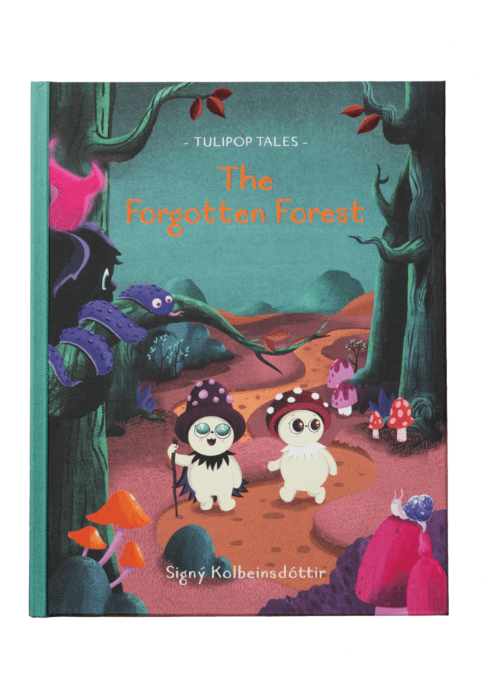 Tulipop Tales: The Forgotten Forest