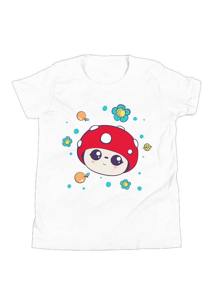 Bubble Youth Short Sleeve T-Shirt