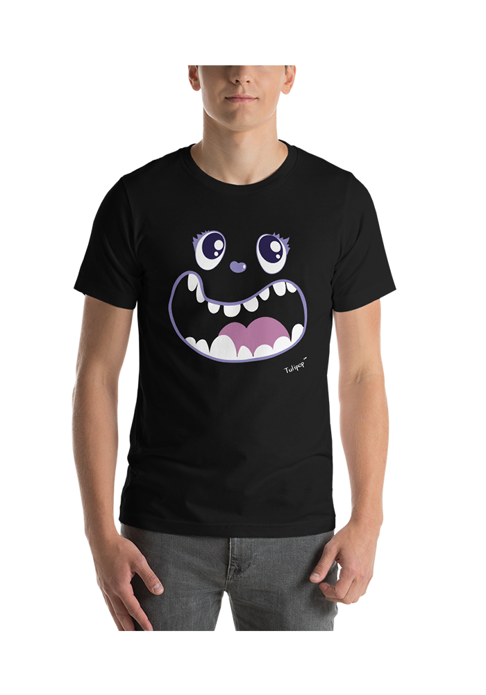 Fred smiling - Adult Unisex T-Shirt