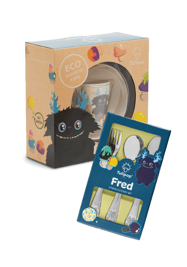 Fred Dinner Set and Cutlery Set