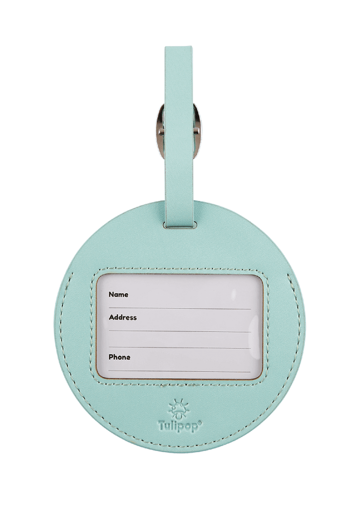 Fred Luggage Tag