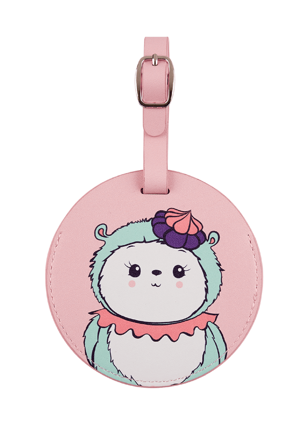 Miss Maddy Luggage Tag