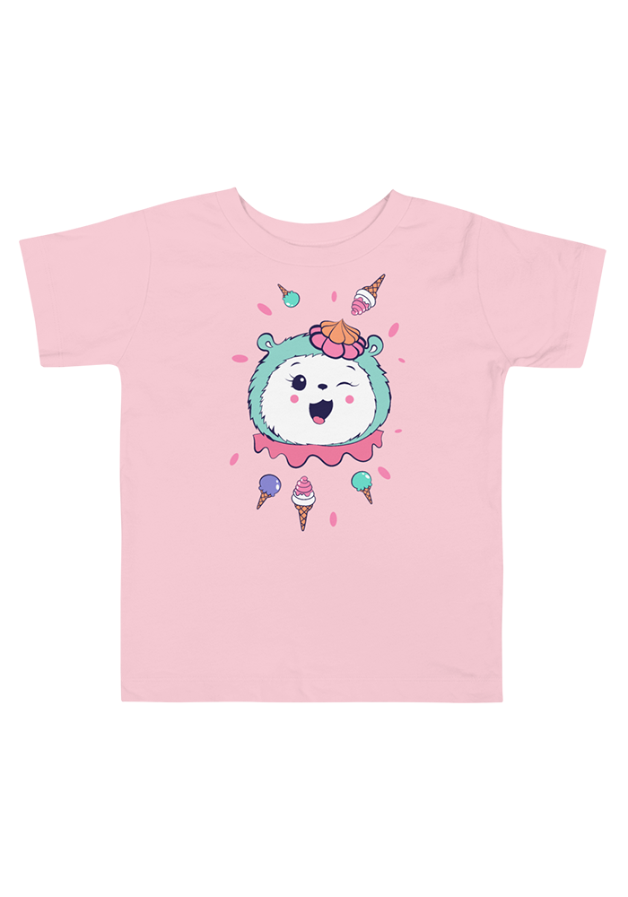 Miss Maddy Toddler Short Sleeve Tee