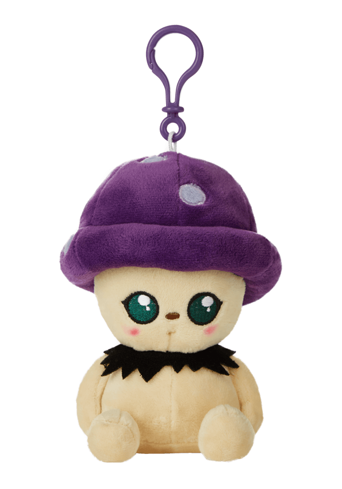 Gloomy Mini Plush Clip-On front
