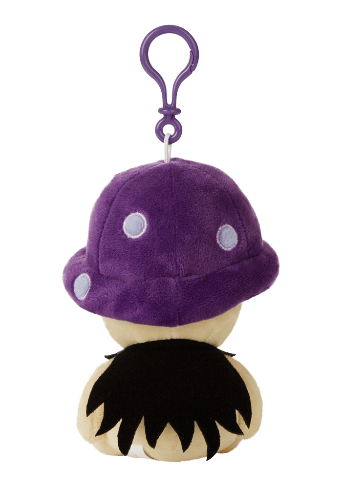 Gloomy Mini Plush Clip-On back