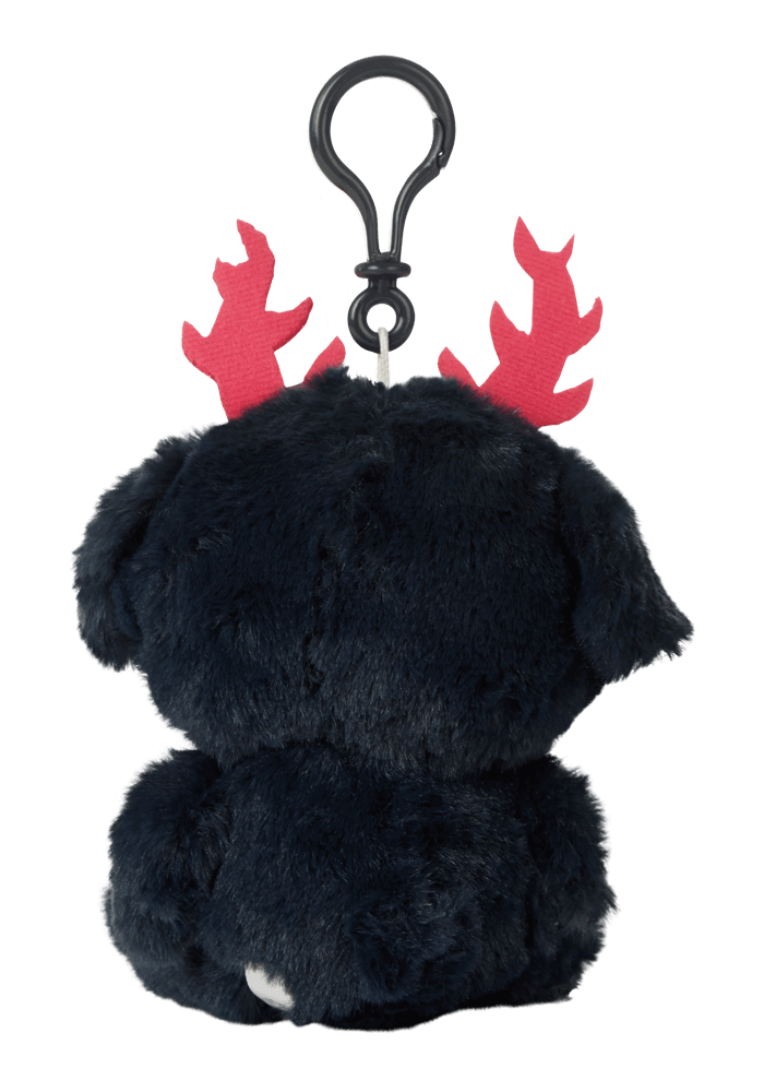Fred Mini Plush Clip-on back