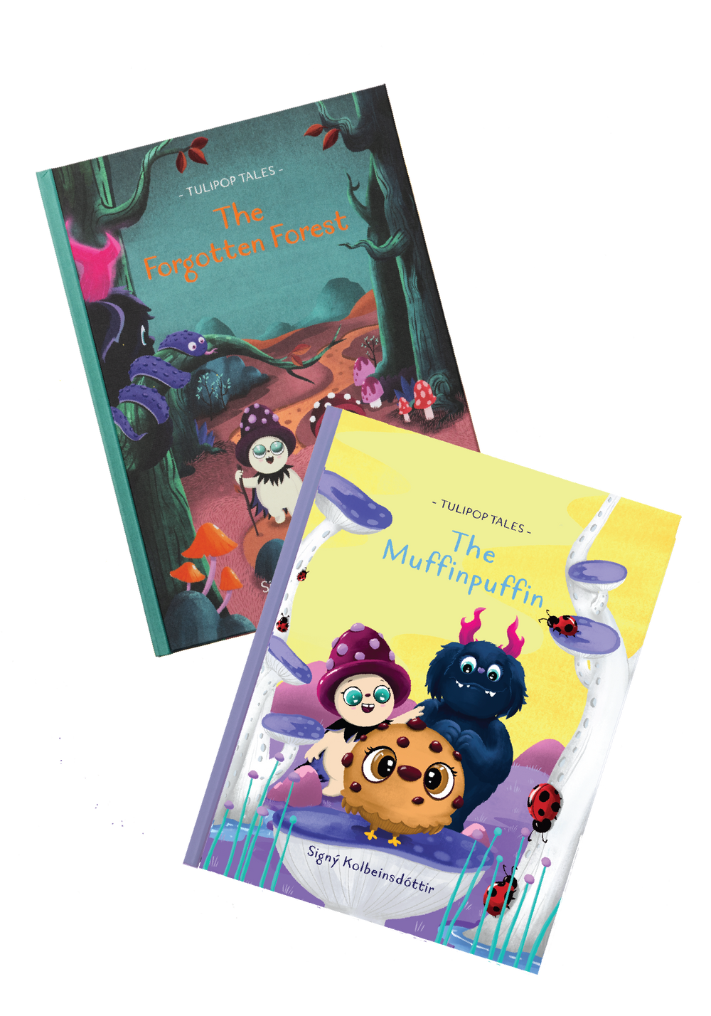 COMBO! Tulipop Tales: The Muffinpuffin & The Forgotten Forest