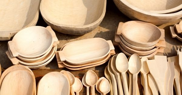 The benefits and properties of wooden dishes - Etsystyle