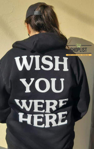 Embroidered AstroWorld Hoodie (High Quality) - AstroWorlds Merch【Limited Collection 】